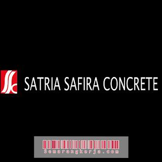 Loker Semarang PT SATRIA SAFIRA BETON SEMARANG