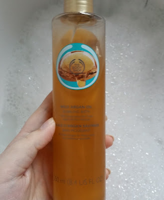 Wild Argan Oil Bubble Bath