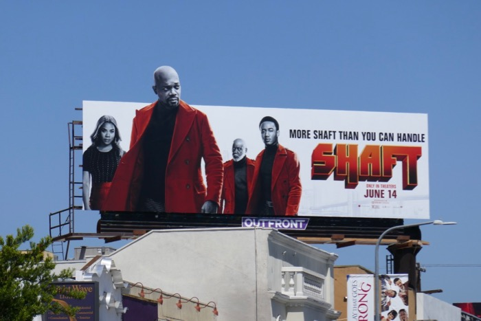 Shaft extension billboard