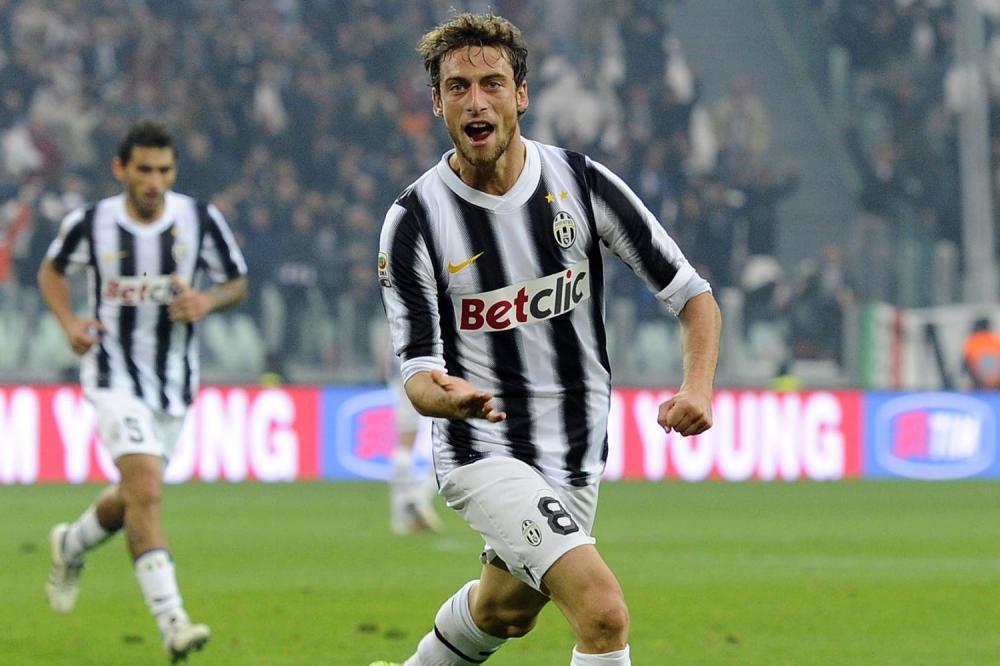 Festante dopo un gol  Marchisio ha segnato nove volte nell ultima stagione.  Il centrocampista ha segnato parecchi gol nella sua carriera e ... 962e22ca5b742