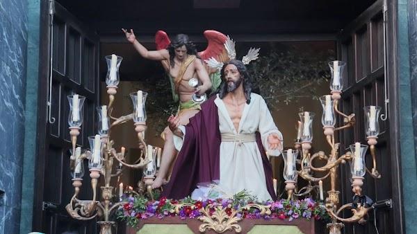 La Hermandad de la Oración en el Huerto de Almodóvar del Río renueva su banda