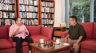Blak-blakan Rizal Ramli: Orang Disekitar Jokowi itu Islamphobia