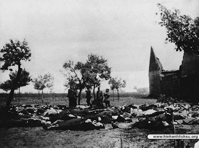 Thảm sát Lidice năm 1942