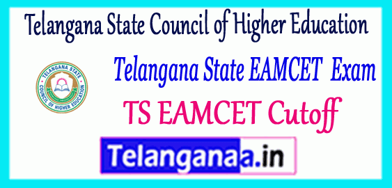 Telangana State EAMCET 2019 Cutoff Admit Card Result