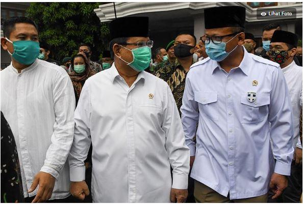 Prabowo: Kita Hidupkan Kembali Ekonomi...