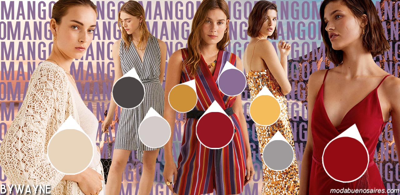 Moda 2020 │Colores de moda primavera verano 2020.