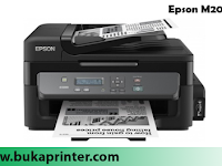 Free Download Driver Printer Epson M200 Series For Windows and Mac Os