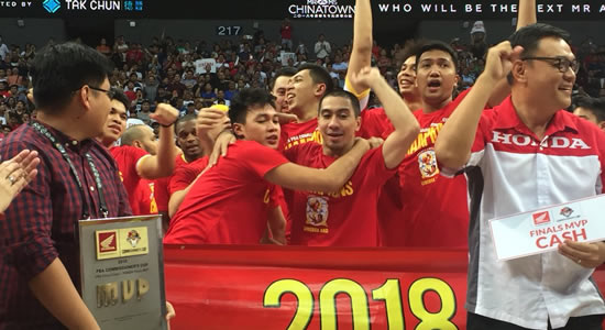 LIST: Top 5 PBA Teams with the Most Number of Won Championships