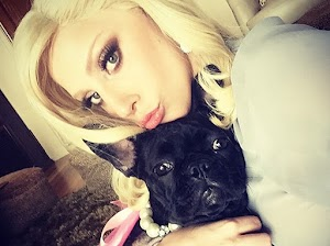 The National Dog Day: Lady Gaga and other stars with their pets