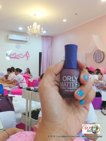 Orly Nail Color