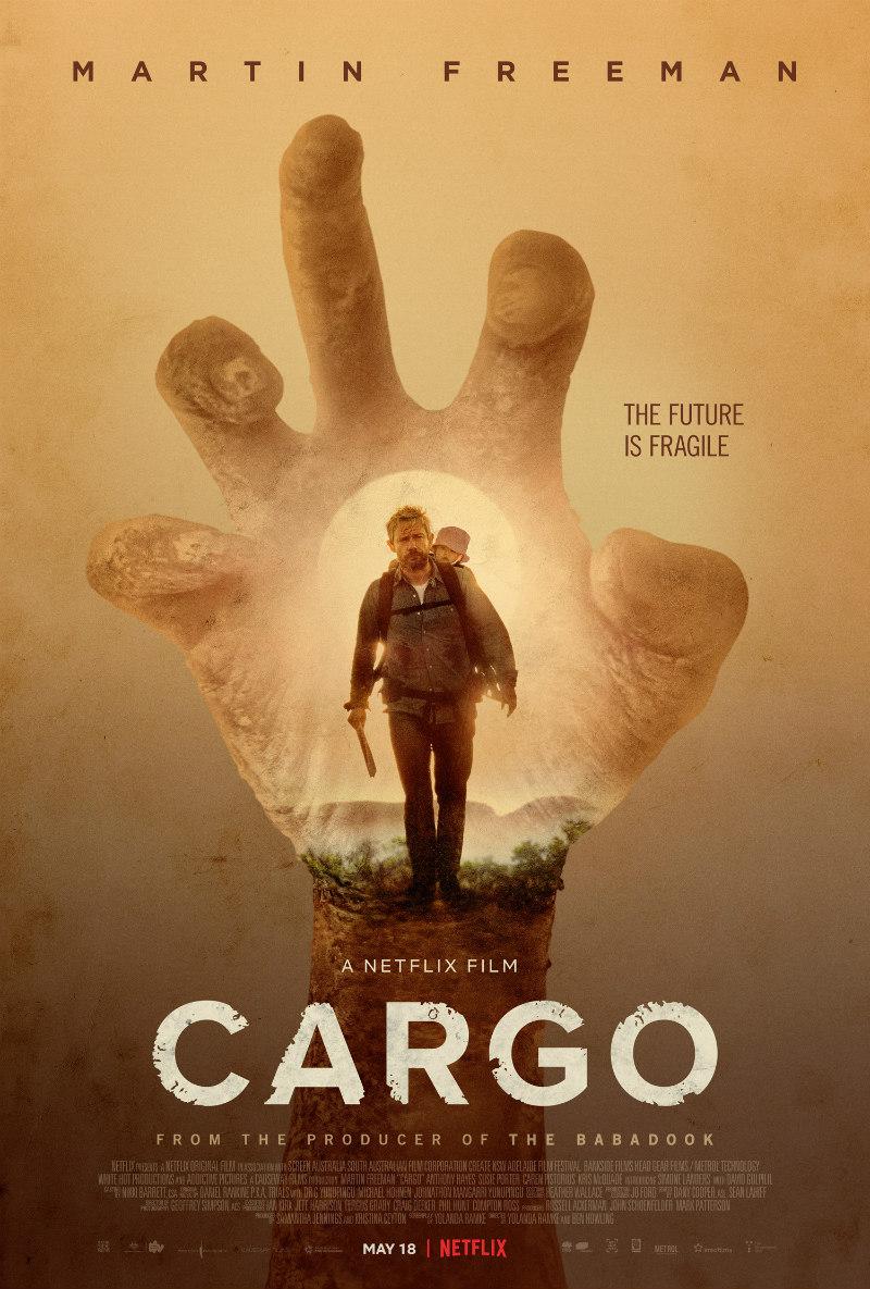 cargo netflix film martin freeman poster