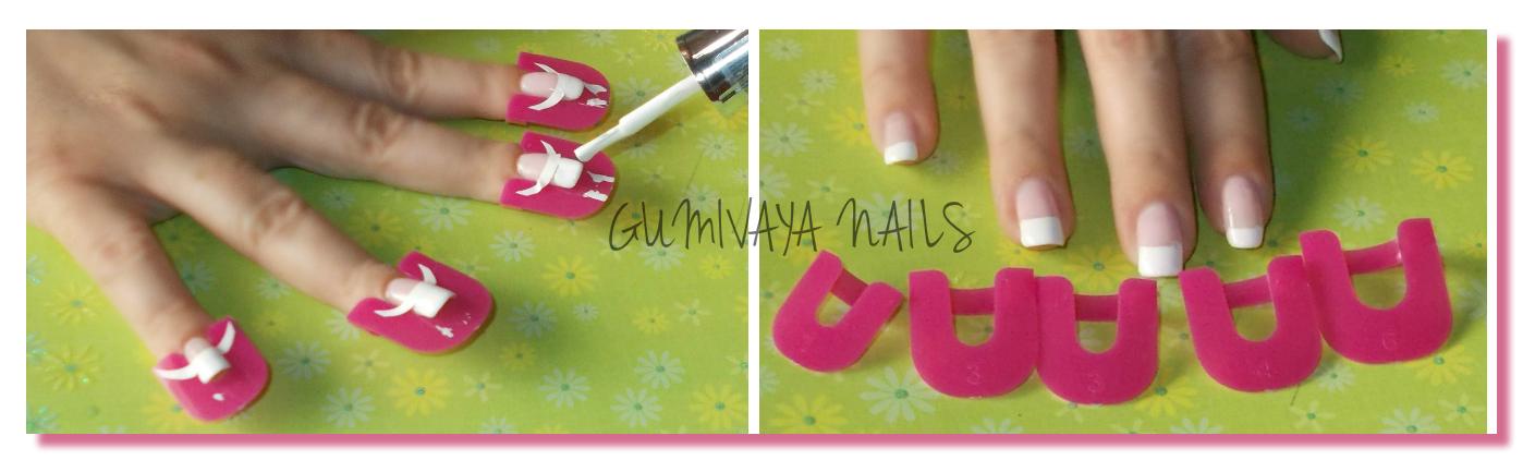 Gumivaya Nails: CREATIVE SPILL.RESISTANT MANICURE FINGER - BORN ...