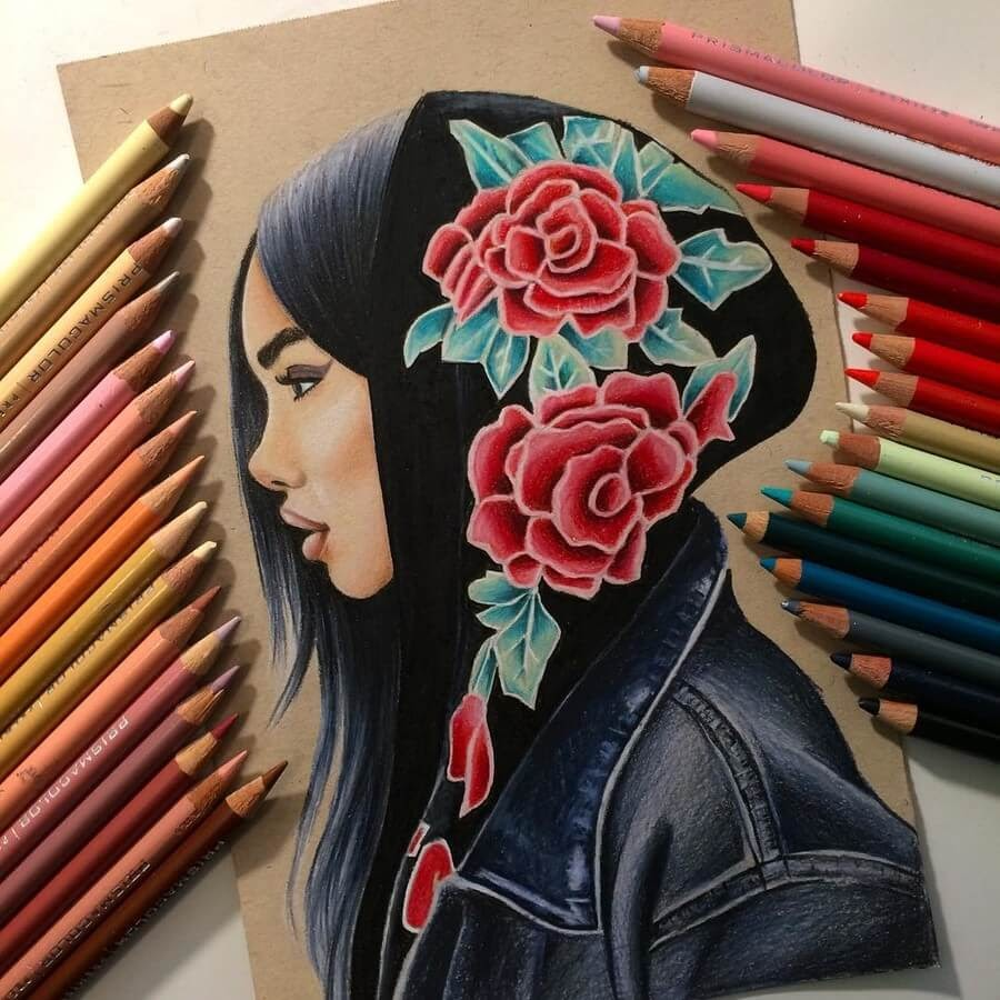 10-Milica-Pencil-Portraits-www-designstack-co