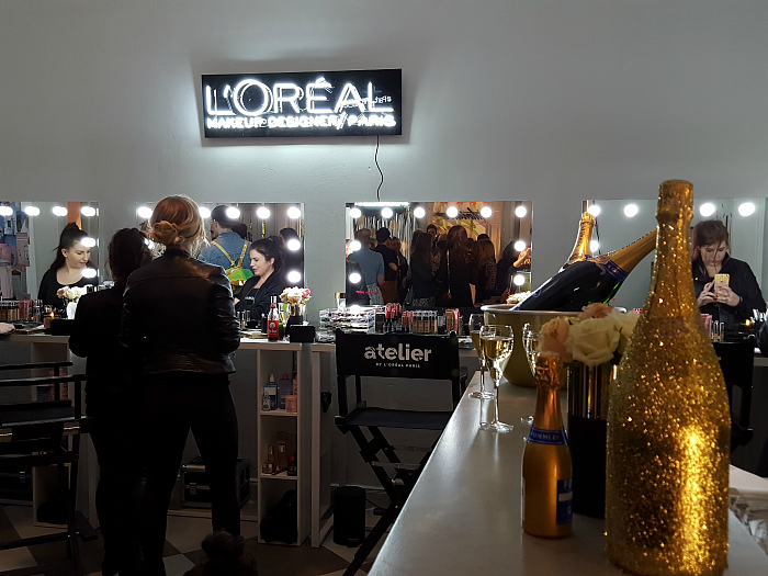 Blogger Event: L´Oréal Paris Atelier Makeup Designer