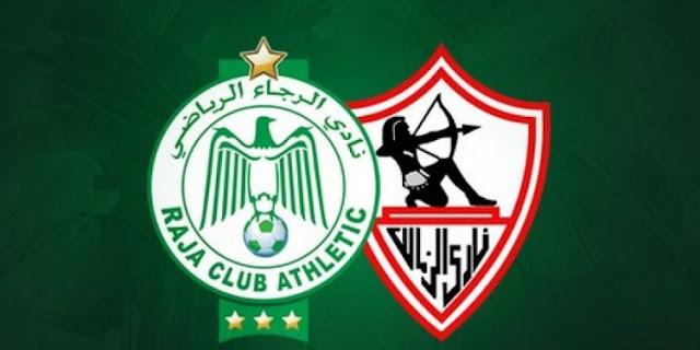 الزمالك يتأهل لنهائي دوري أبطال أفريقيا بعد فوزه على الرجاء