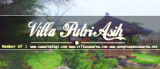 Penginapan villa putri asih