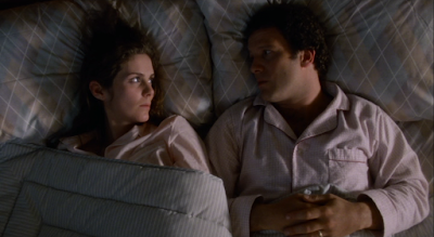 Lost In America - Albert Brooks and Julie Heggarty - Bed
