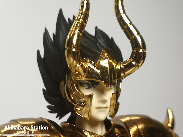 Saint Cloth Myth EX Capricorn Shura OCE de Saint Seiya - Tamashii Nations