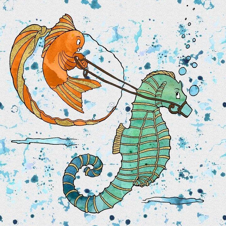 समुद्री घोड़ो के बारे में जानकारी - Seahorse Facts in Hindi
