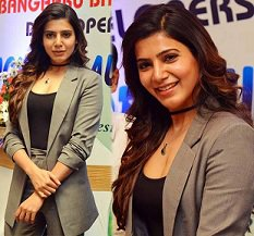 Pic Talk: Samantha's Hotness In Style