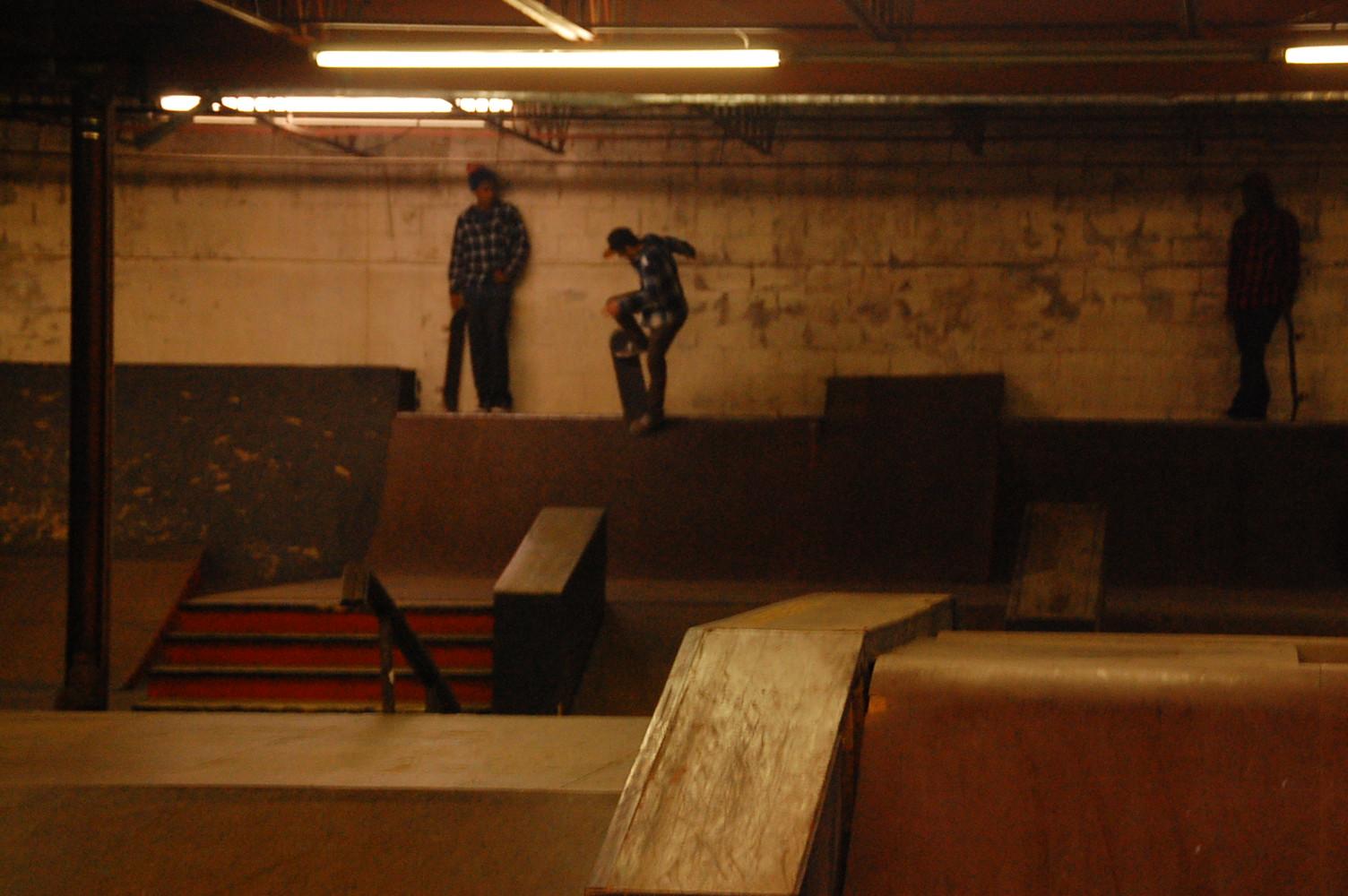 SKATE NAKED INDOOR SKATE PARK - Skate Parks - 3790 E 5th