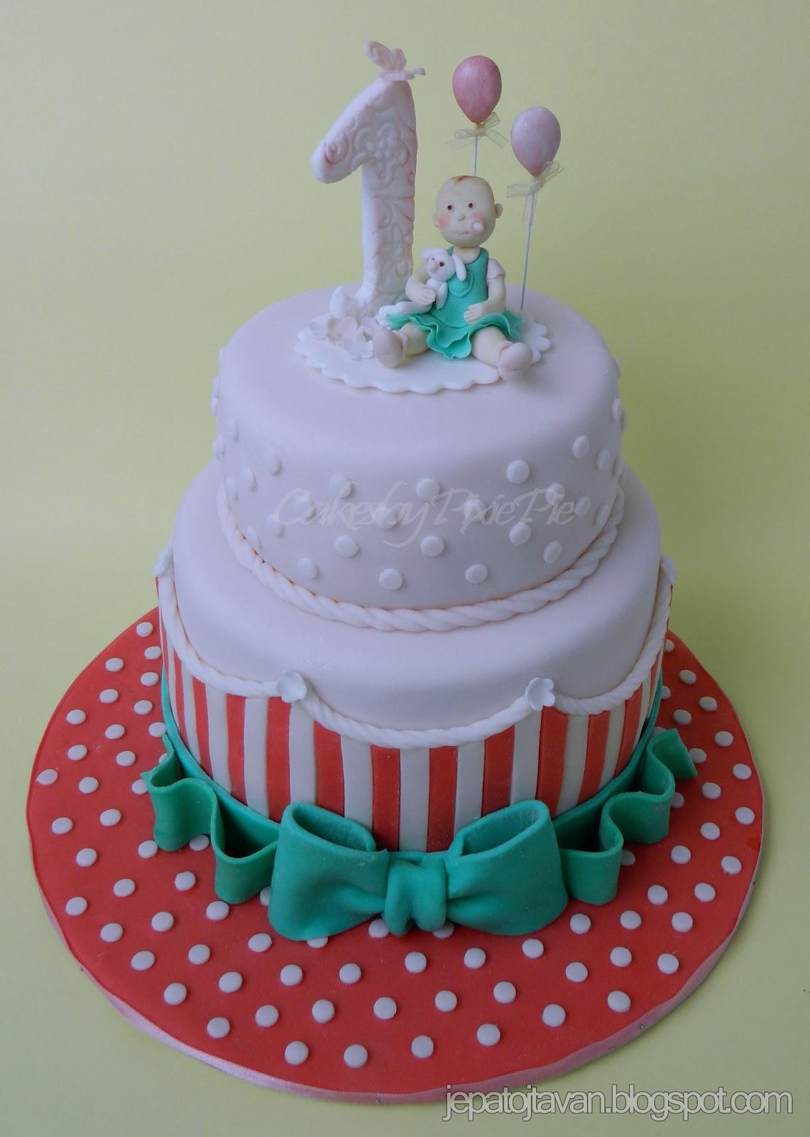 1 éves babának szülinapi torta Jépatojta van!: Torta első szülinapra liberális szellemben :) 1 éves babának szülinapi torta