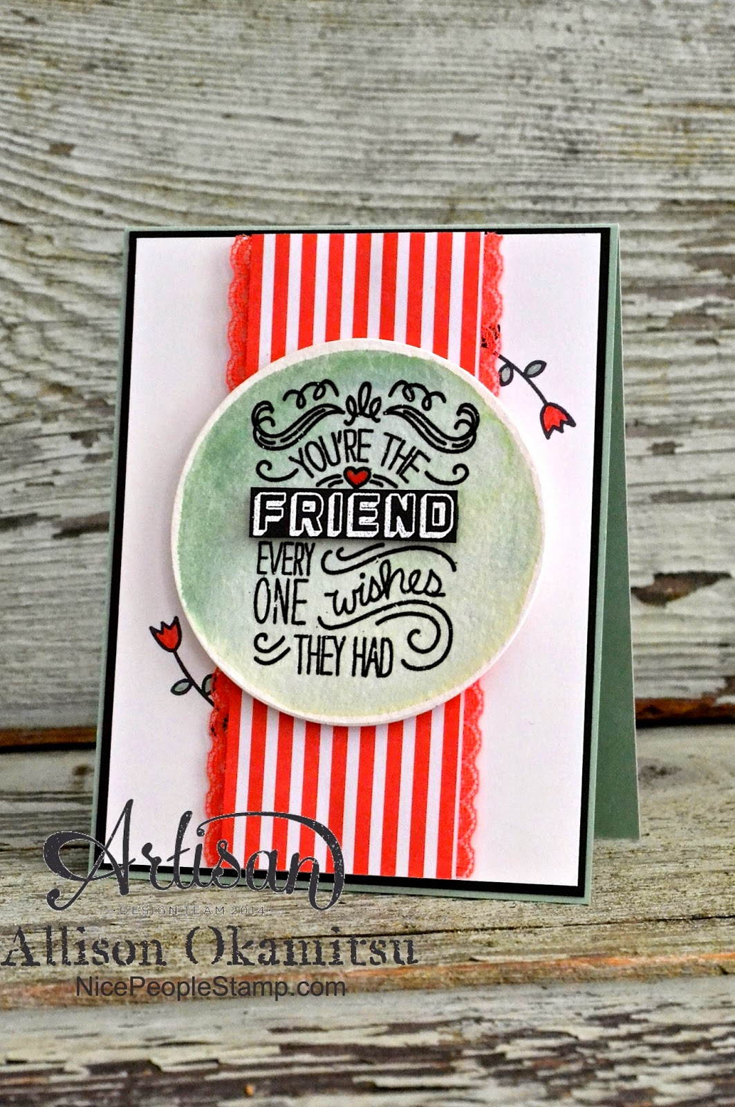 http://nicepeoplestamp.blogspot.com/2015/05/friendly-wishes-w-mint-macaron.html