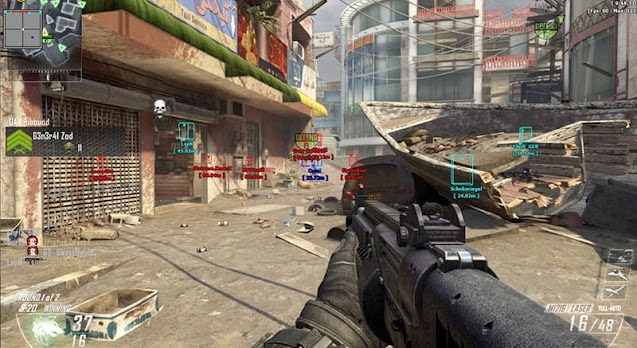 Cheat Call of Duty Garena Mod Hack APK ESP Aimbot Wallhack VIP Anti Ban