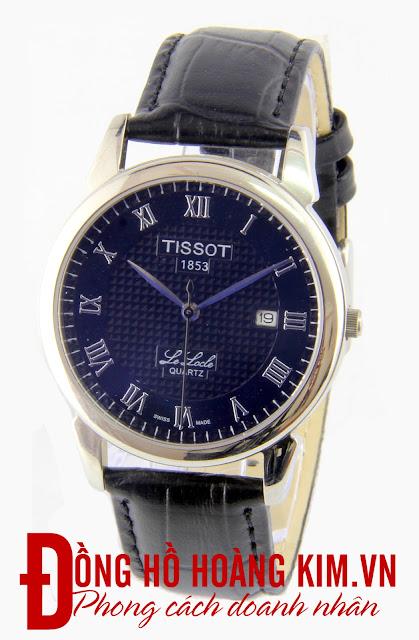 Đồng hồ nam dây da tissot bán chạy nhất 2016