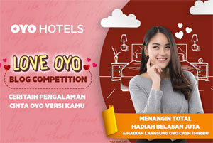Love OYO Hotels Blog Competitions
