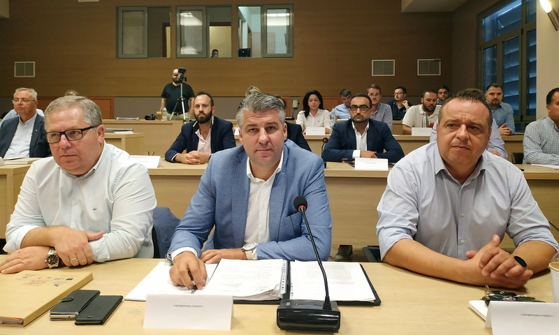 Περιφερειακή Σύνθεση: Στο Περιφερειακό Συμβούλιο ΑΜ-Θ η πορεία του Προγράμματος Μη Επιστρεπτέας Επιχορήγησης των Επιχειρήσεων της ΠΑΜΘ