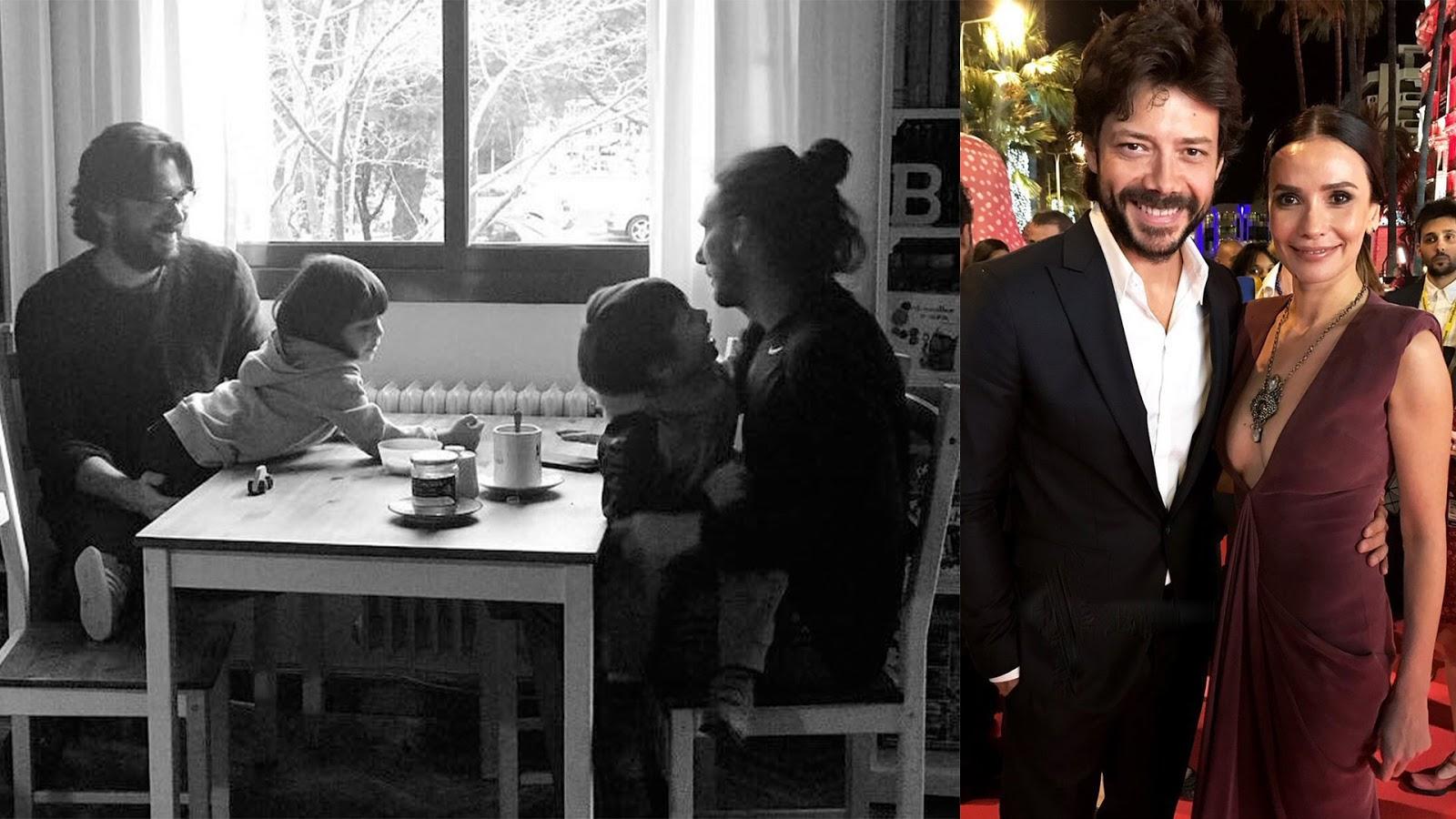Alvaro Morte Wife And Children