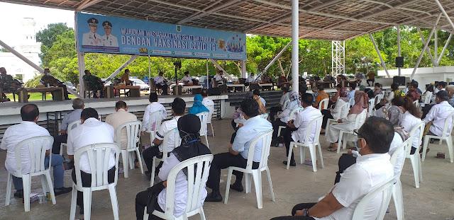 PPKM Level 4 Berlaku Hingga 25 Juli, Rudi Ajak Masyarakat Komitmen Jalankan Imbauan Pemerintah