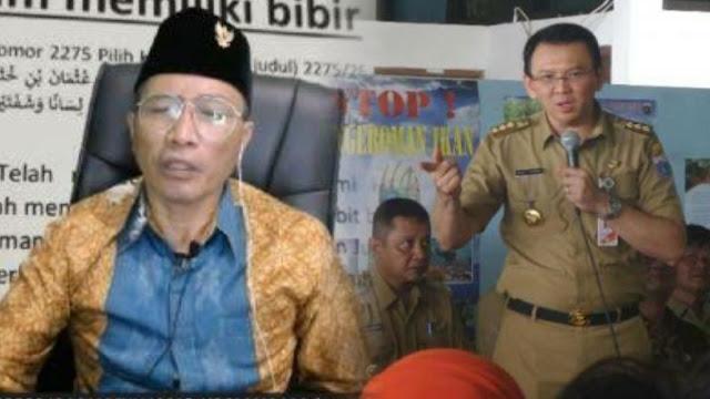 Tanggapi Kasus M. Kece, Novel Bamukmin: Indonesia Surga Penista Agama karena Dimulai Ahok!
