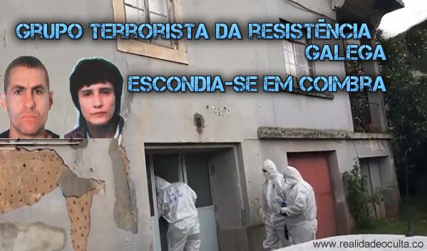 Grupo Terrorista Galego em Coimbra