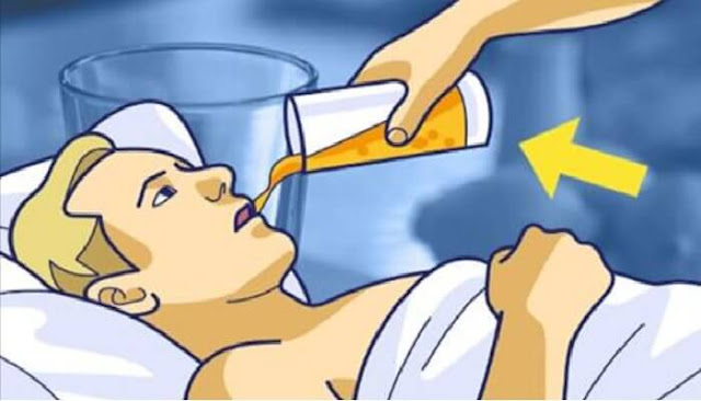 Anti-Snoring Juice, The Drink Your Partner Should Drink To Avoid Snoring At Night