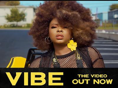 DOWNLOAD MP3: Yemi Alade - Vibe (Prod. By Egar Boi)