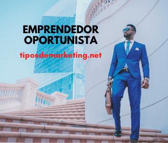 emprendedor oportunista