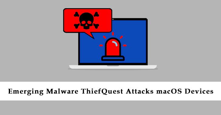 Malware ThiefQuest