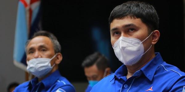 Balasan Demokrat, Yang Bilang SBY Tidak Berkeringat Bangun Partai Mungkin Tinggal Di Planet Mars