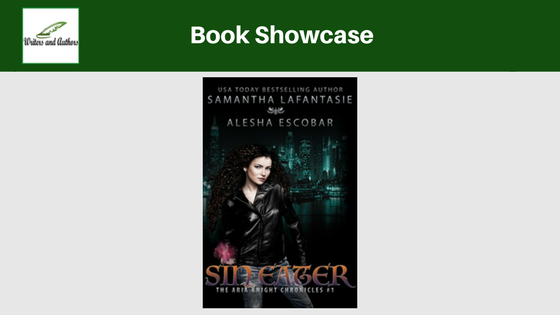 Book Showcase: Sin Eater by Alesha Escobar and Samantha Lafantasie