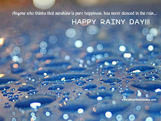 beautiful rainy day quotes