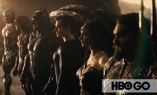 Justice League Snyder Cut Akan Ditayangkan Di Malaysia Melalui HBO Go