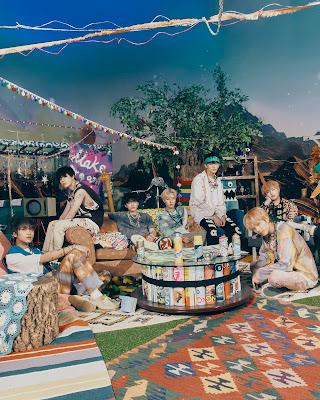NCT DREAM hacen comeback con su repackage Hello Future
