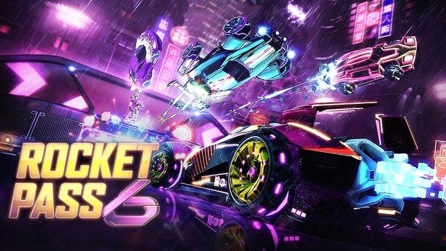 Rocket League Torrent Download (Update v1.75 + 36 DLC's)