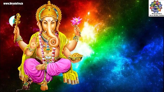 Hindu God Ganesha HD Wallpapers Download Full Size Background Images