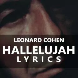 Hallelujah Song Lyrics in Text