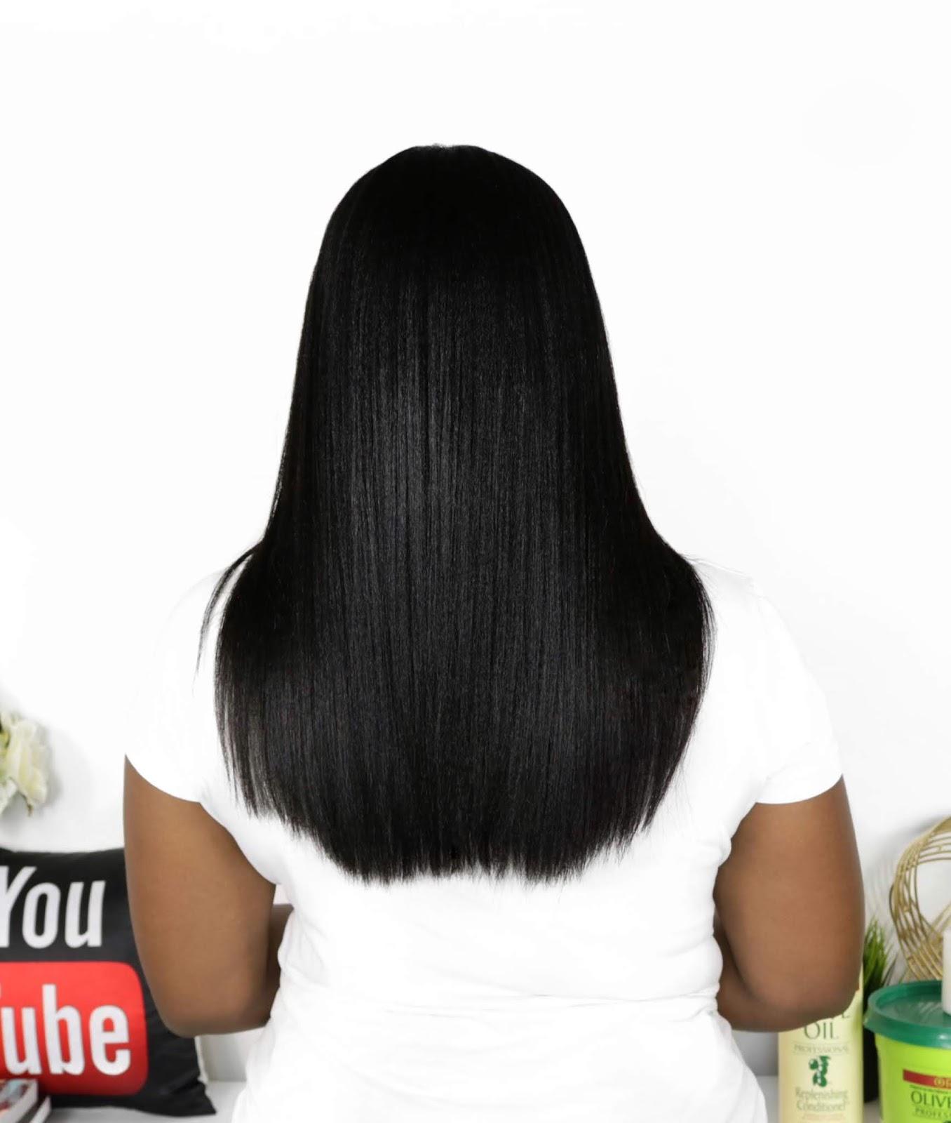 I Cut My Hair! | Relaxed Hair | www.Hairliciousinc.com