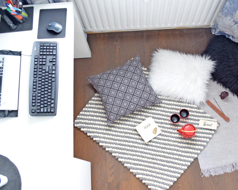 jakość dobrego dywanu