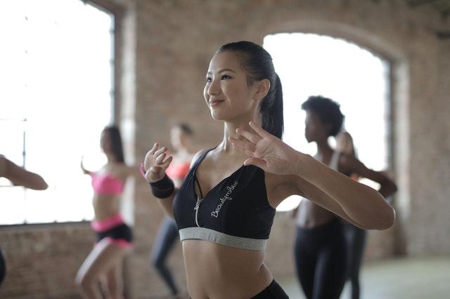 aerobics; classes; learn; work; good; time; hardest; aerobic; classe